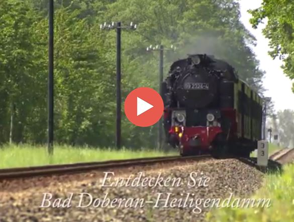 Image-Film: Bad Doberan & Heiligendamm - Ostseeurlaub mit Tradition